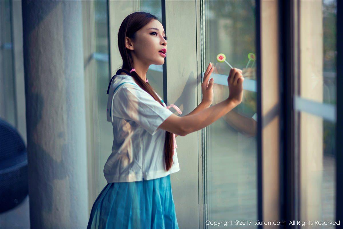 XiuRen No.866 1P, Ai Xiao Qing, Xiuren