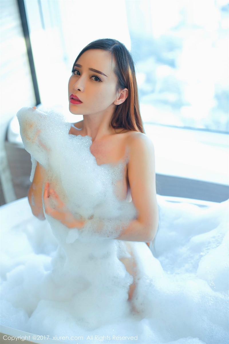 XiuRen No.866 55P, Ai Xiao Qing, Xiuren