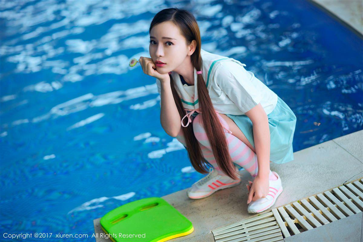 XiuRen No.866 6P, Ai Xiao Qing, Xiuren