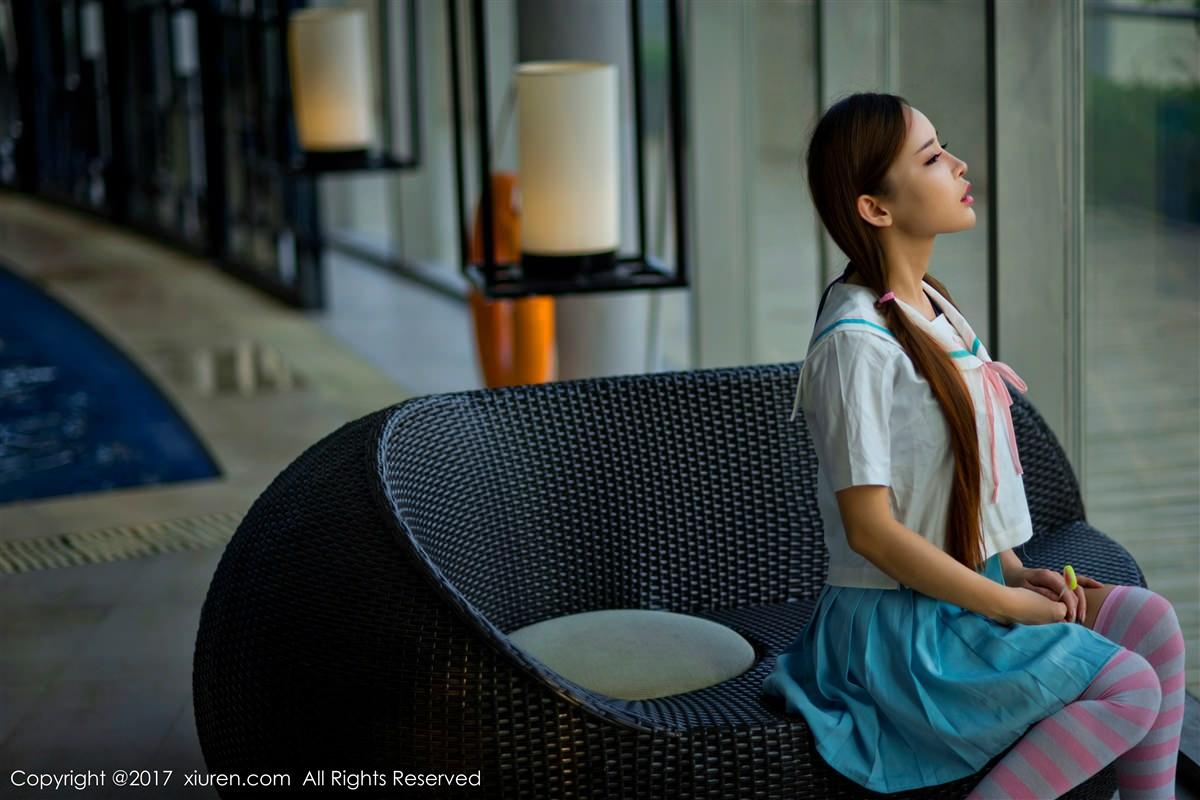 XiuRen No.866 8P, Ai Xiao Qing, Xiuren