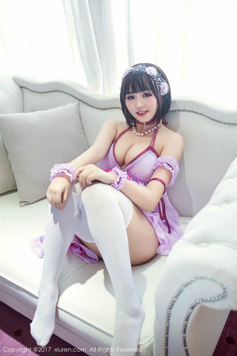 XiuRen No.870 17P, Sha Na, Xiuren