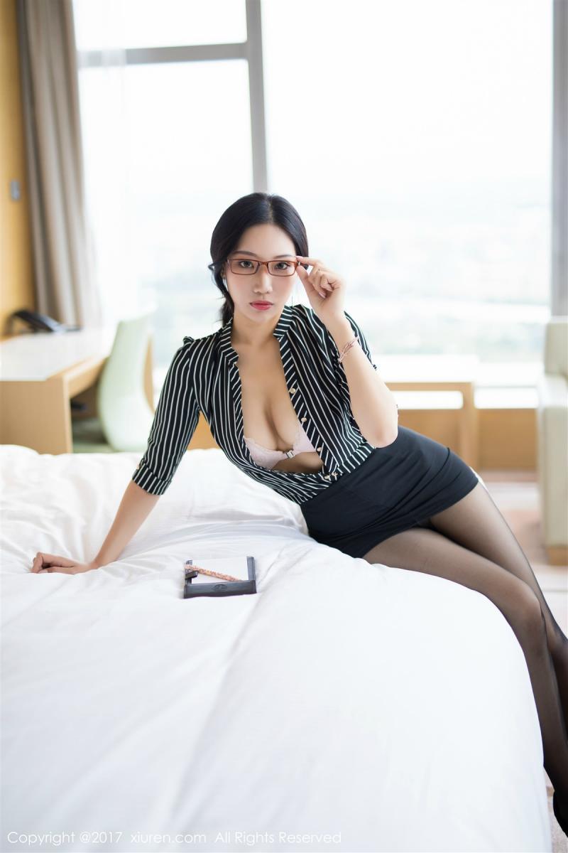 XiuRen No.871 24P, Xiao Hu Li, Xiuren