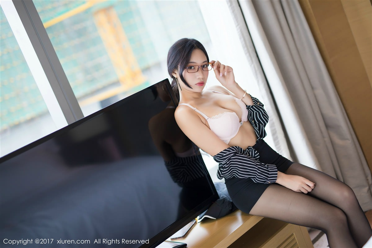 XiuRen No.871 34P, Xiao Hu Li, Xiuren