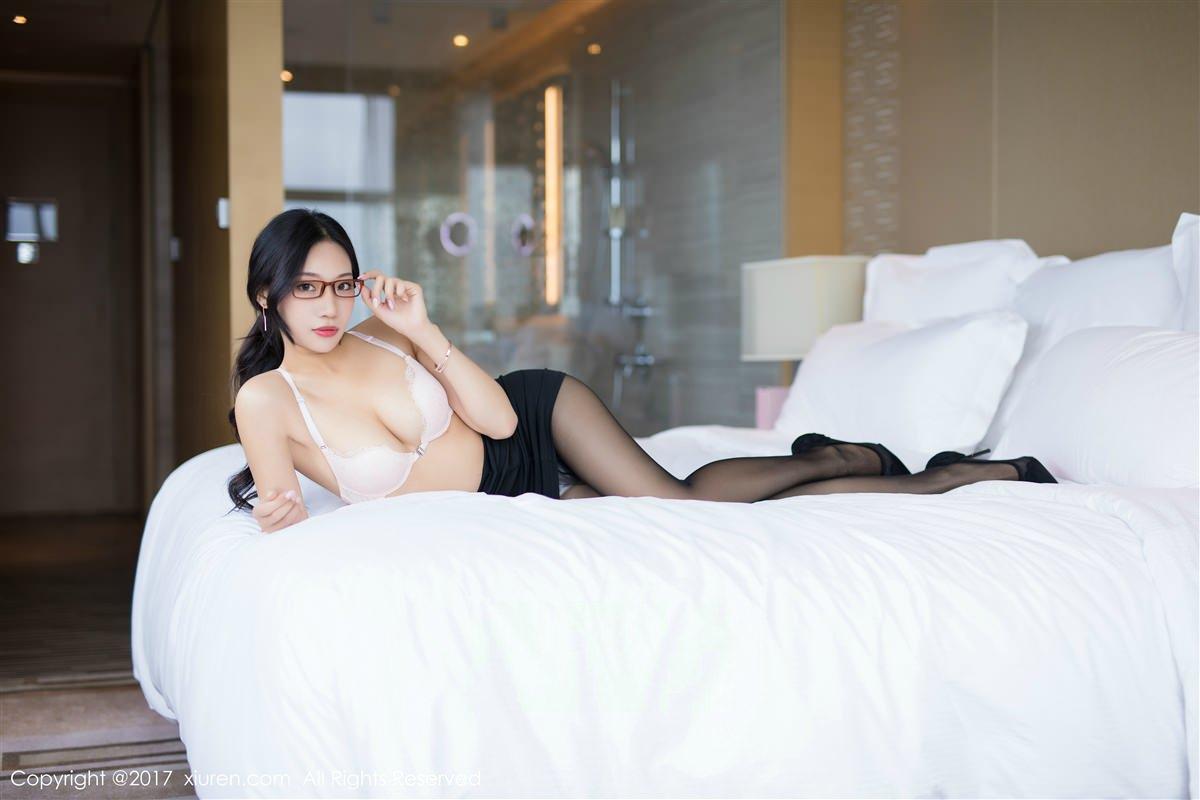 XiuRen No.871 38P, Xiao Hu Li, Xiuren