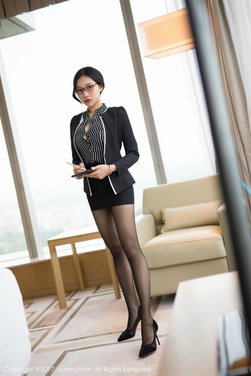 XiuRen No.871 3P, Xiao Hu Li, Xiuren