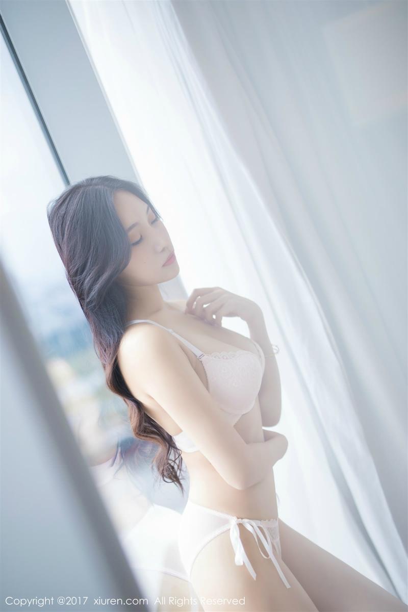 XiuRen No.871 44P, Xiao Hu Li, Xiuren
