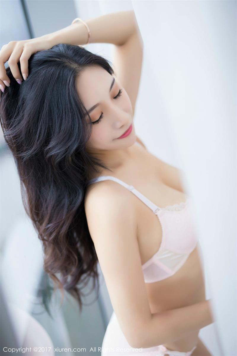 XiuRen No.871 46P, Xiao Hu Li, Xiuren