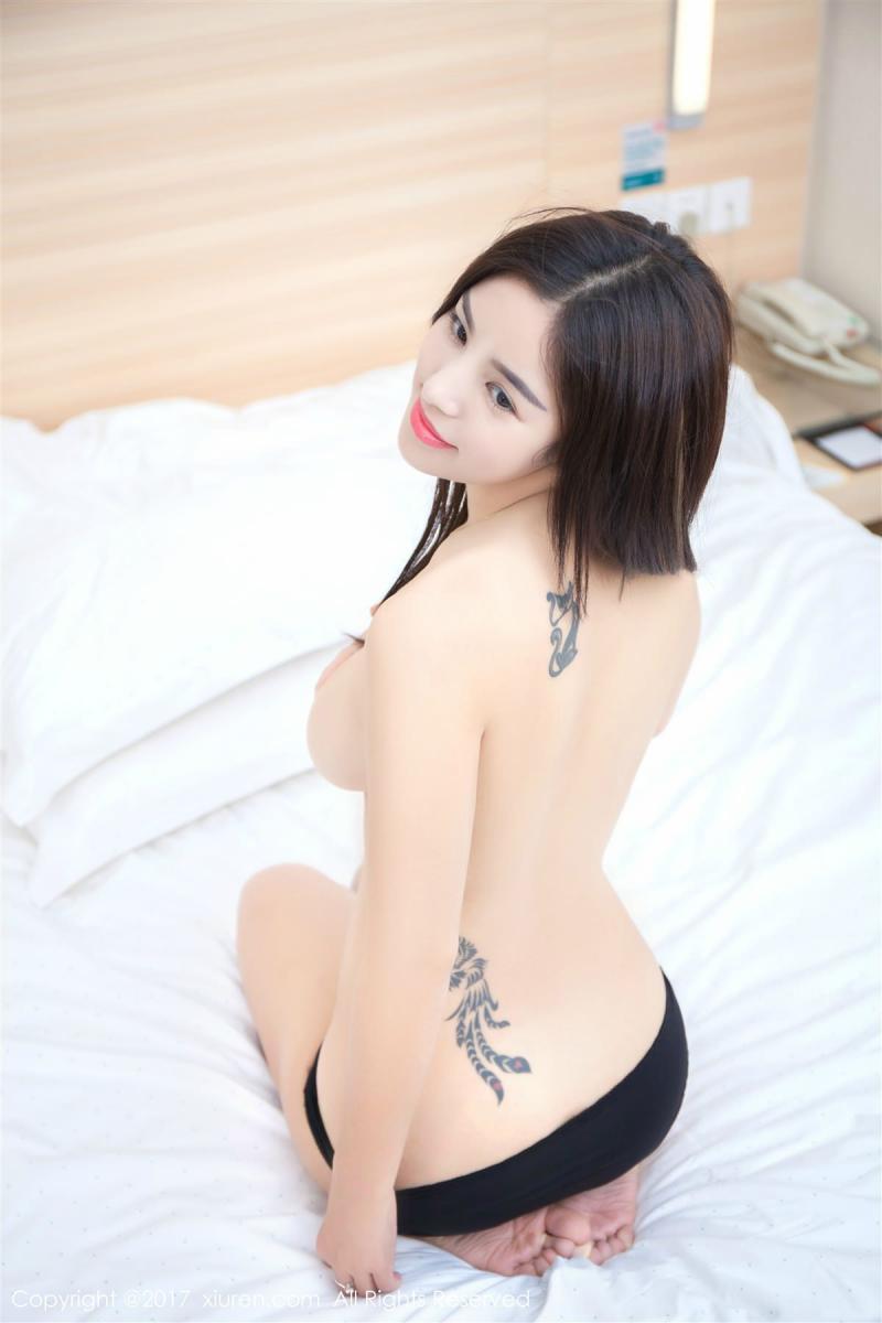 XiuRen No.875 17P, Xiuren
