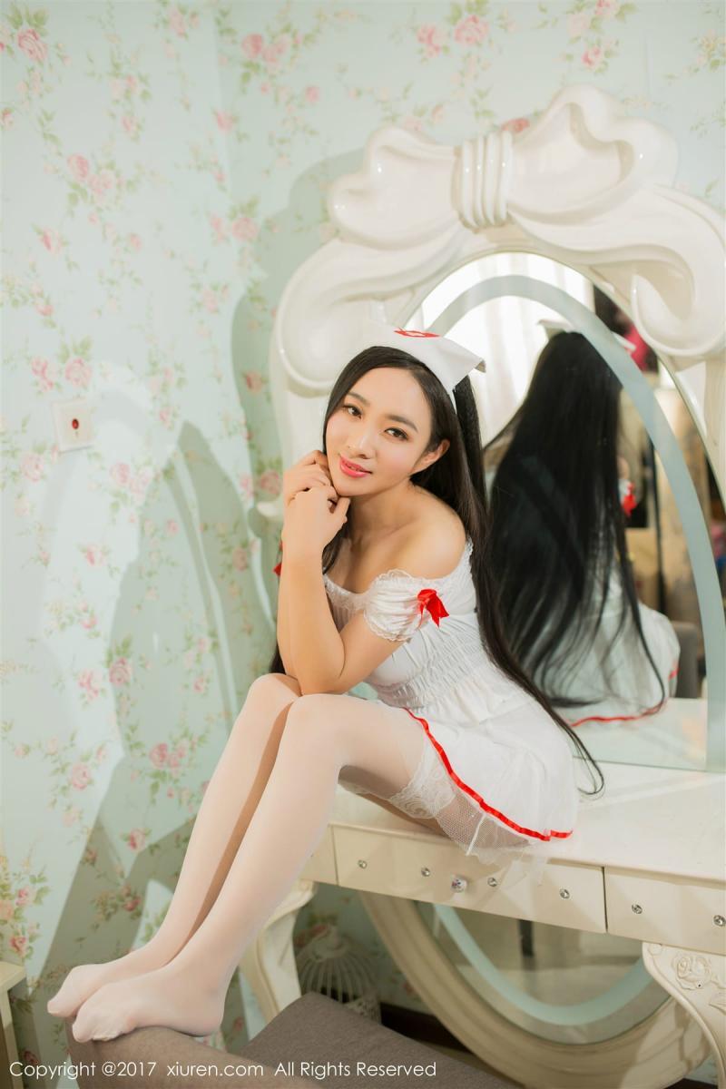 XiuRen No.877 41P, Xiuren