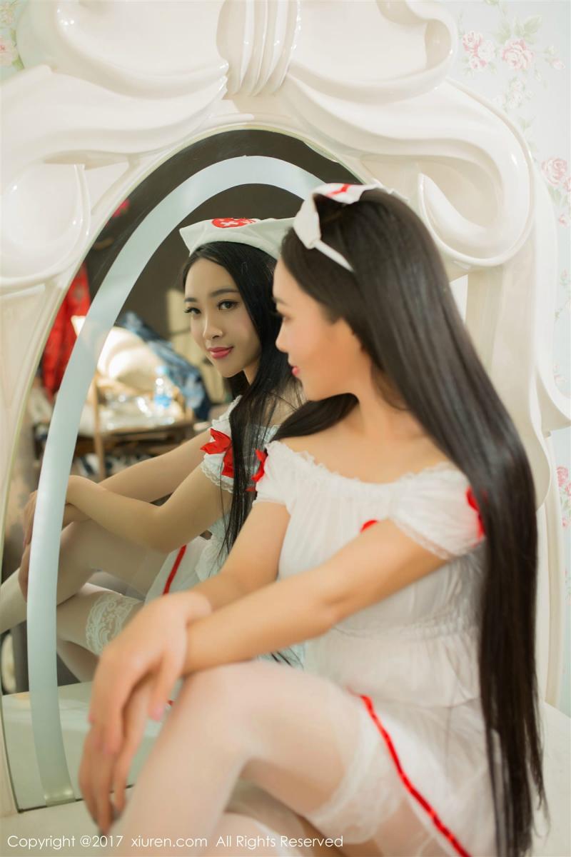 XiuRen No.877 43P, Xiuren