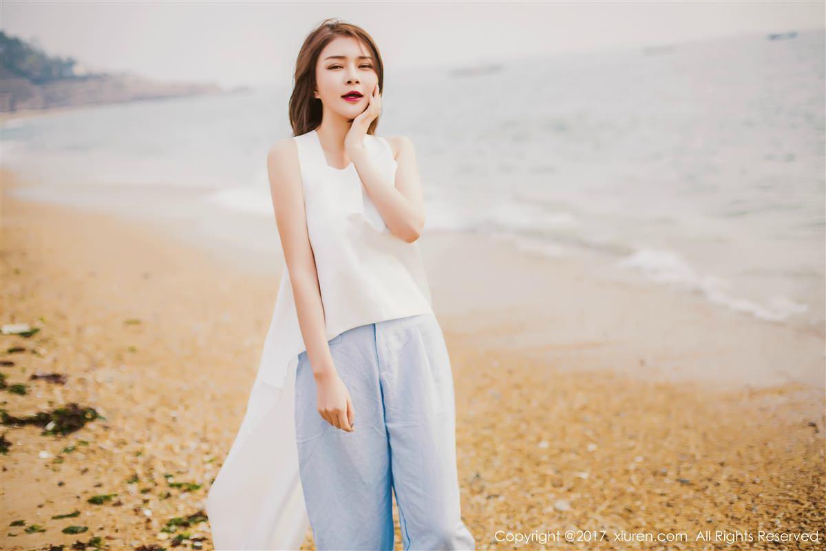 XiuRen No.879 12P, Kai Zhu, Xiuren