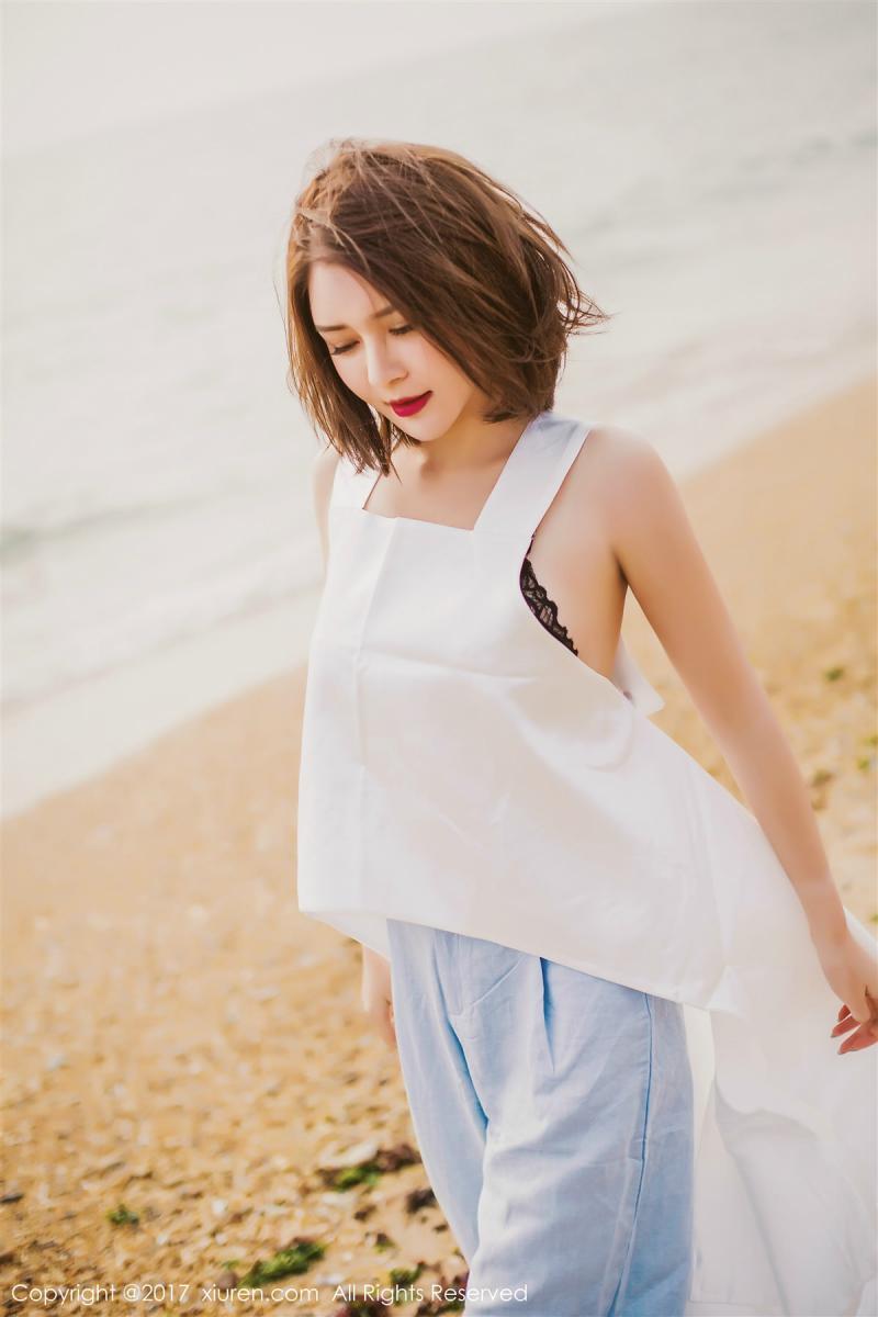 XiuRen No.879 15P, Kai Zhu, Xiuren