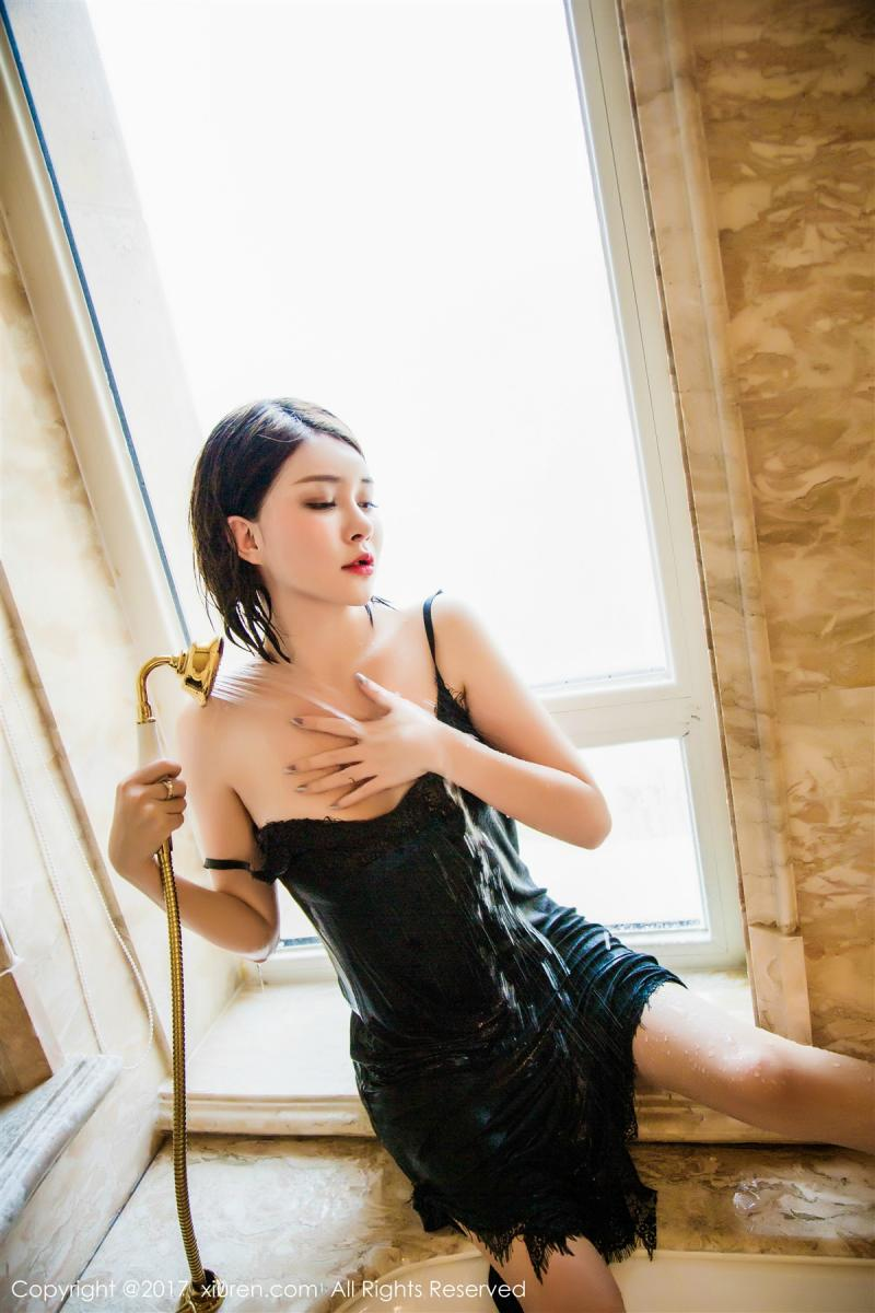 XiuRen No.879 43P, Kai Zhu, Xiuren