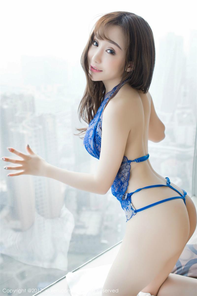 XiuRen No.881 4P, Xian Mi Er, Xiuren