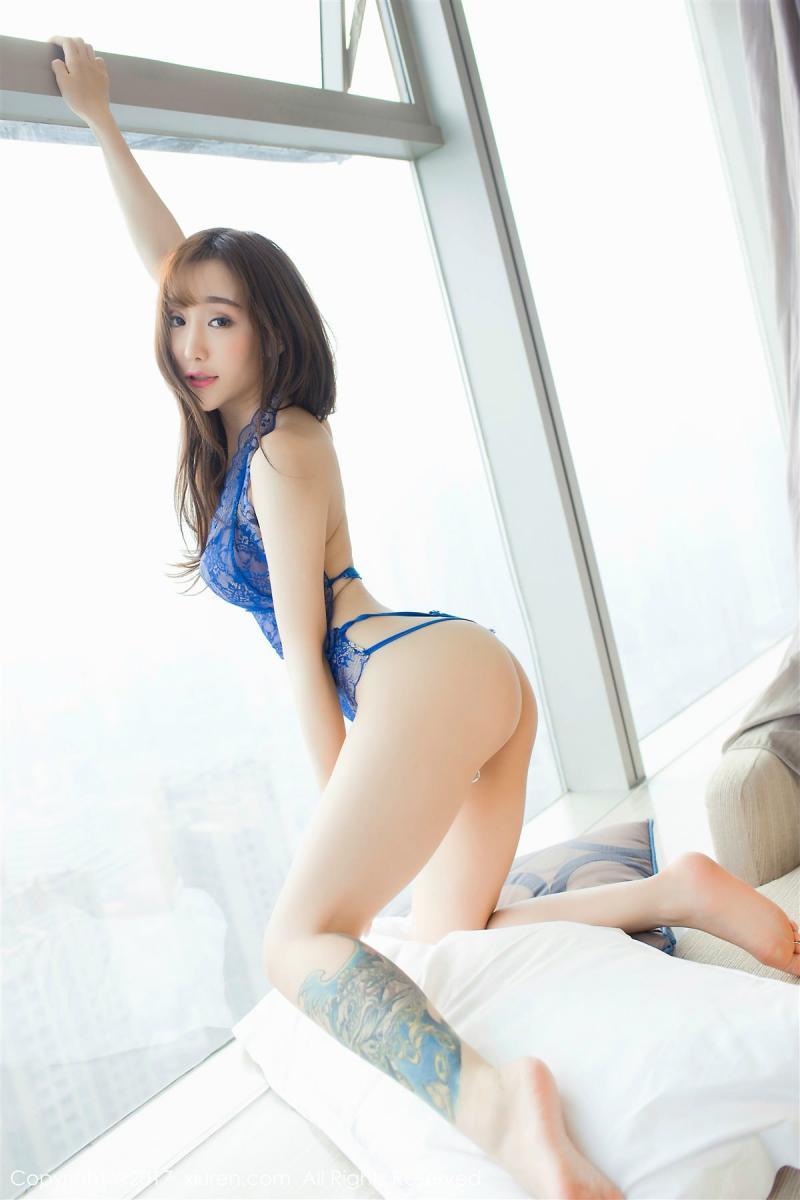 XiuRen No.881 9P, Xian Mi Er, Xiuren