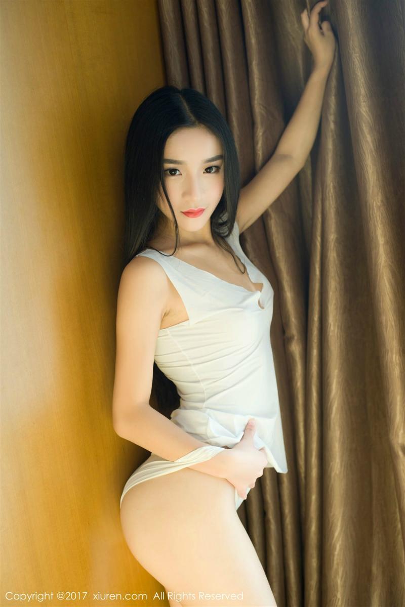 XiuRen No.883 27P, Qi Meng Cherish, Xiuren