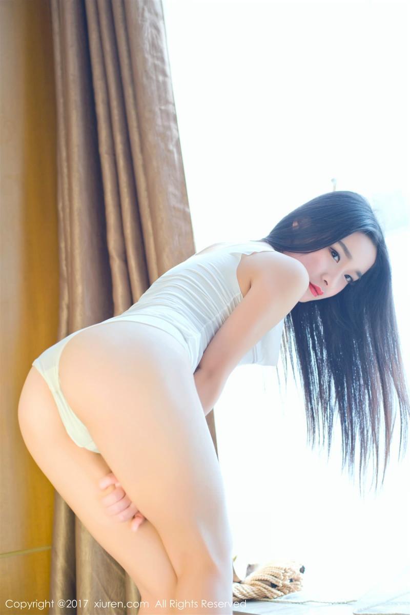 XiuRen No.883 28P, Qi Meng Cherish, Xiuren