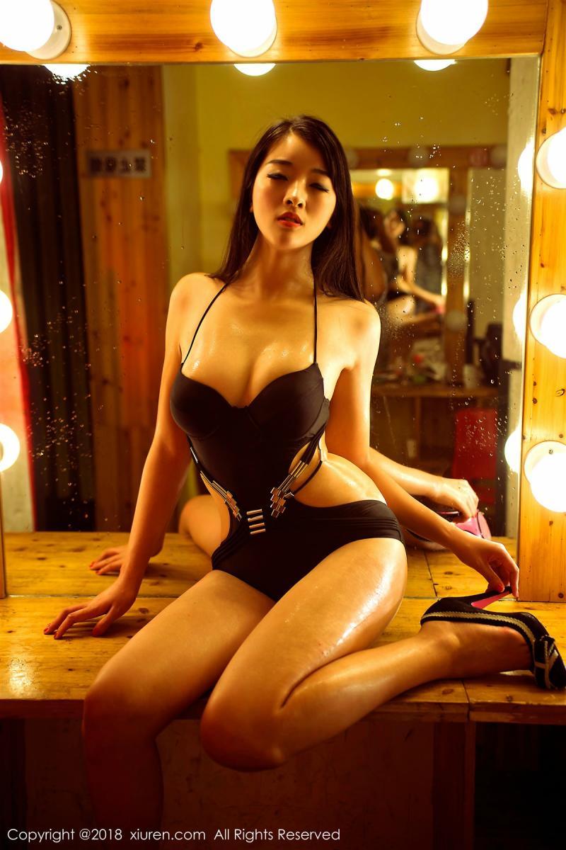XiuRen No.885 20P, Kong Bai Ivy, Xiuren