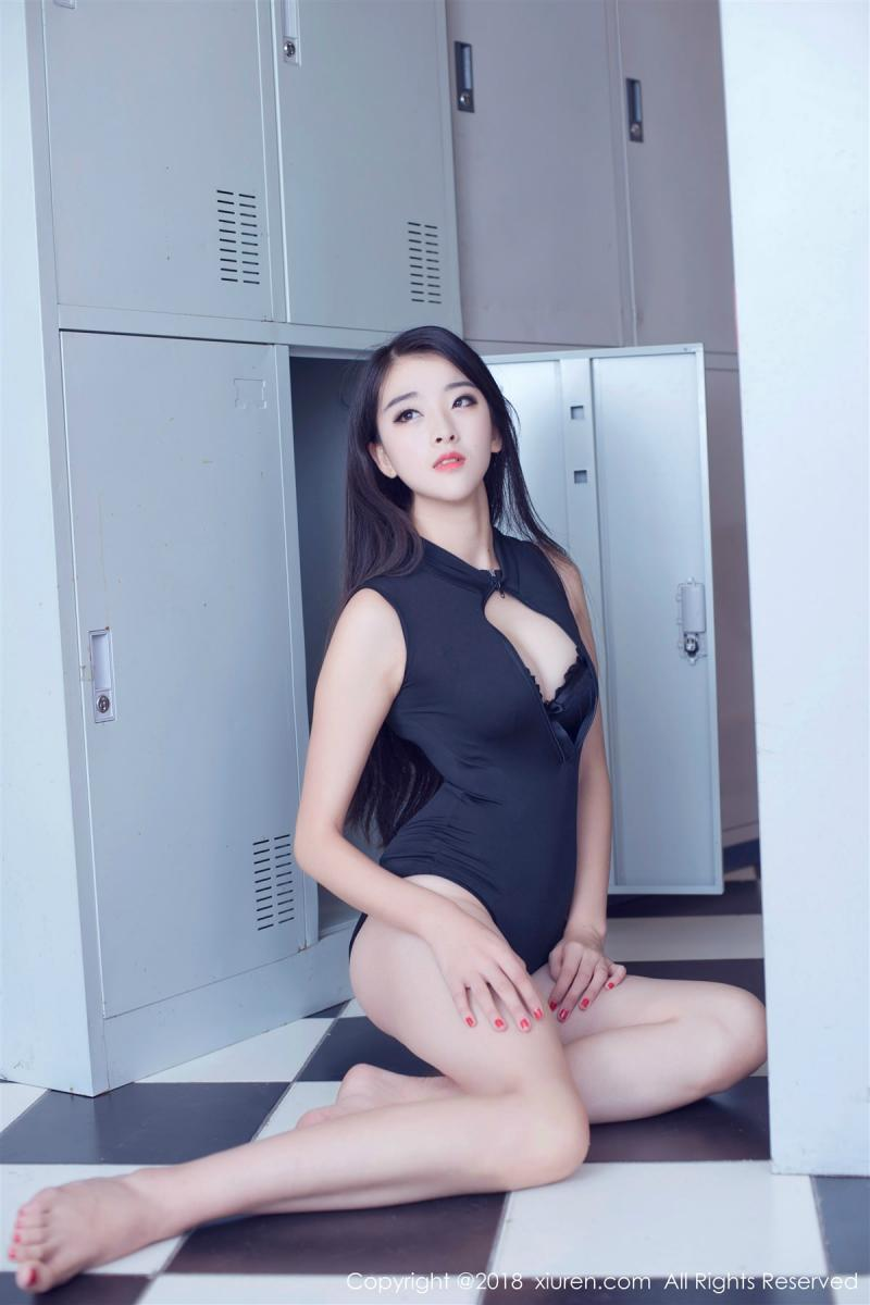 XiuRen No.885 46P, Kong Bai Ivy, Xiuren