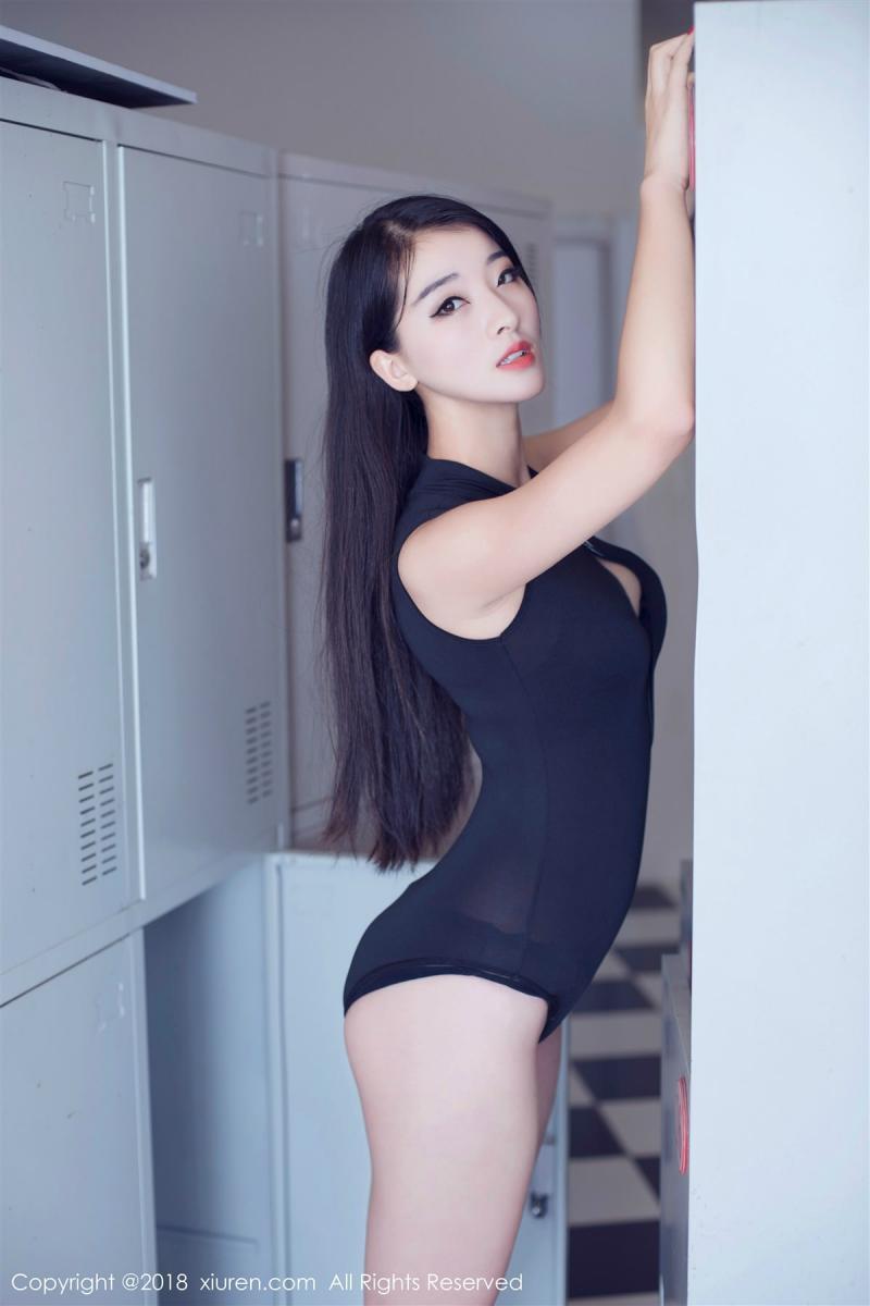 XiuRen No.885 49P, Kong Bai Ivy, Xiuren