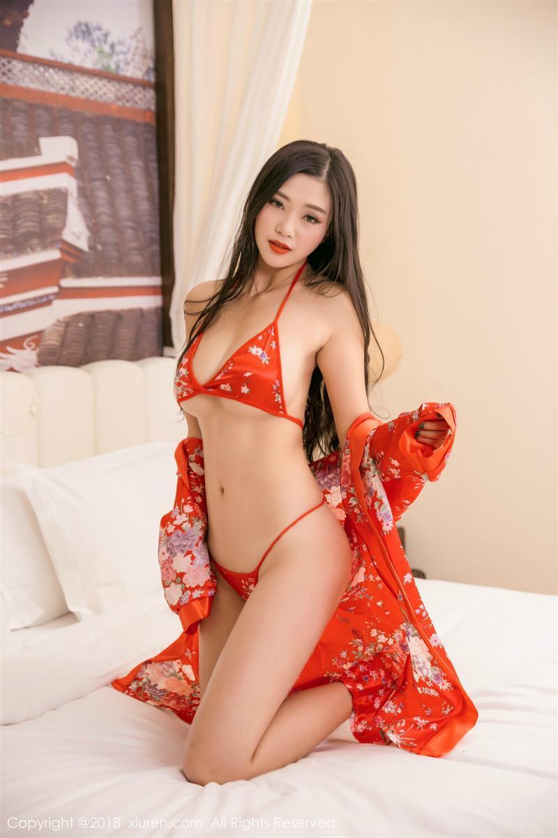 XiuRen No.886 3P, Song Ki Ki, Xiuren