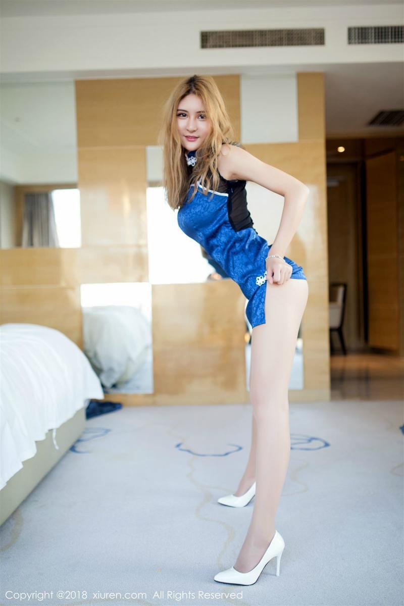 XiuRen No.890 24P, Solo Yi Fei, Xiuren
