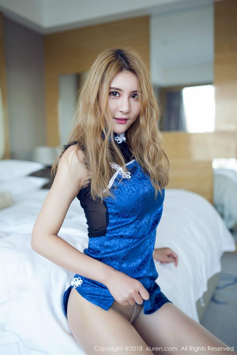 XiuRen No.890 4P, Solo Yi Fei, Xiuren