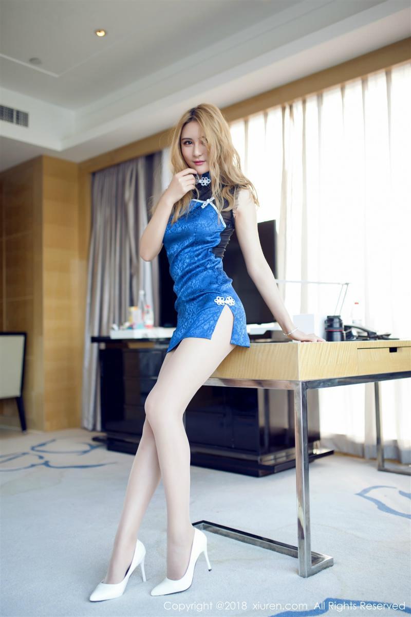 XiuRen No.890 6P, Solo Yi Fei, Xiuren