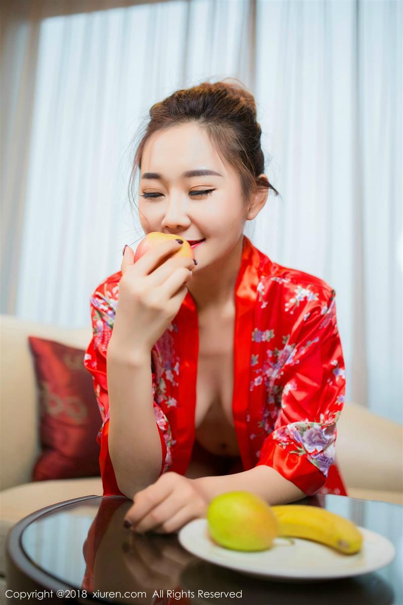 XiuRen No.892 9P, Mian Hua Tang, Xiuren