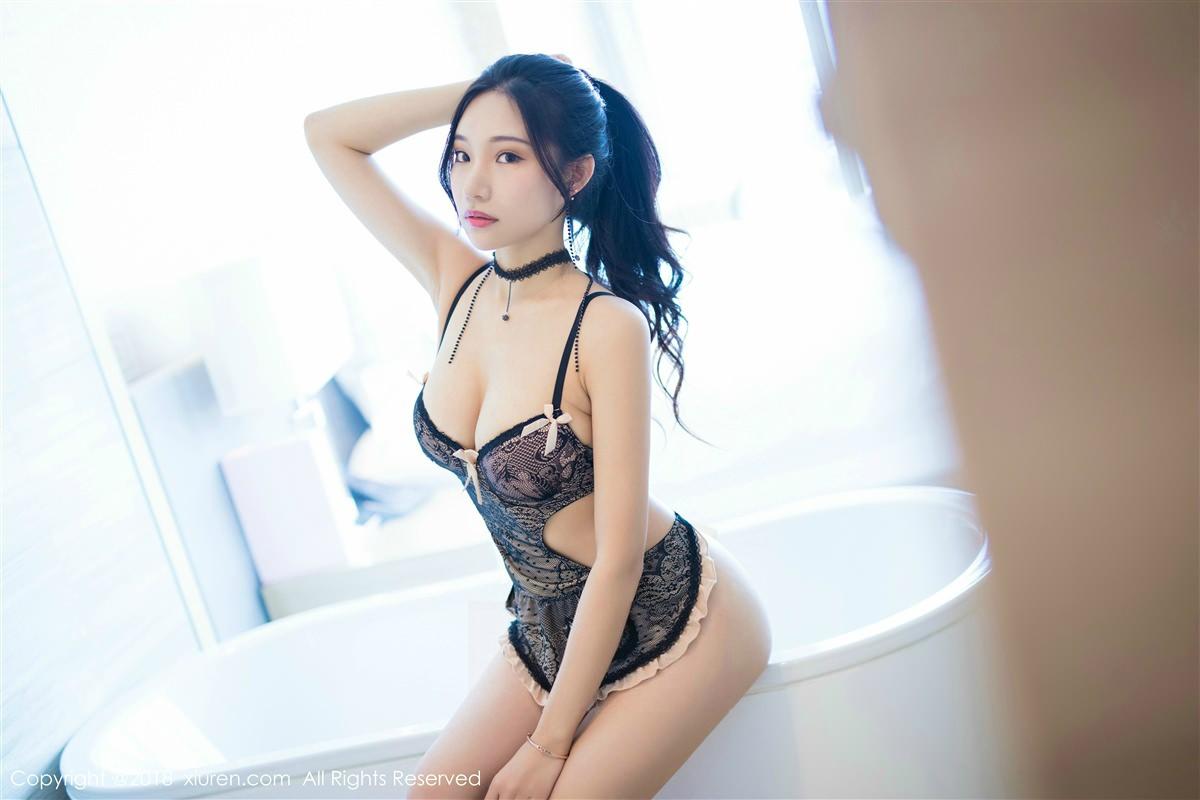 XiuRen No.893 4P, Xiao Hu Li, Xiuren