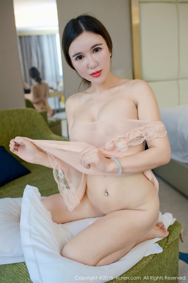 XiuRen No.900 48P, Wang Zi Lin, Xiuren