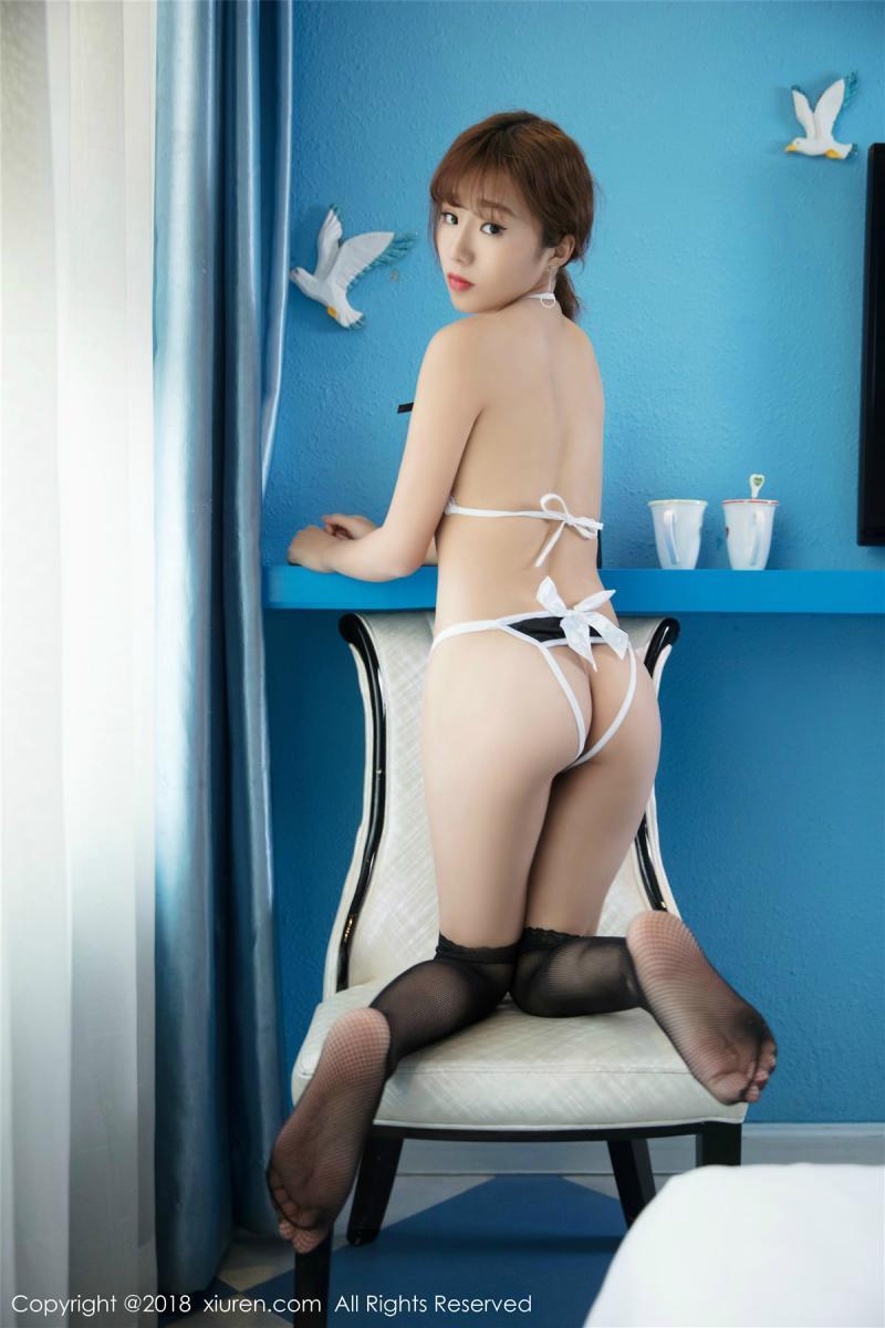 XiuRen No.901 3P, Cang Jing You Xiang, Xiuren
