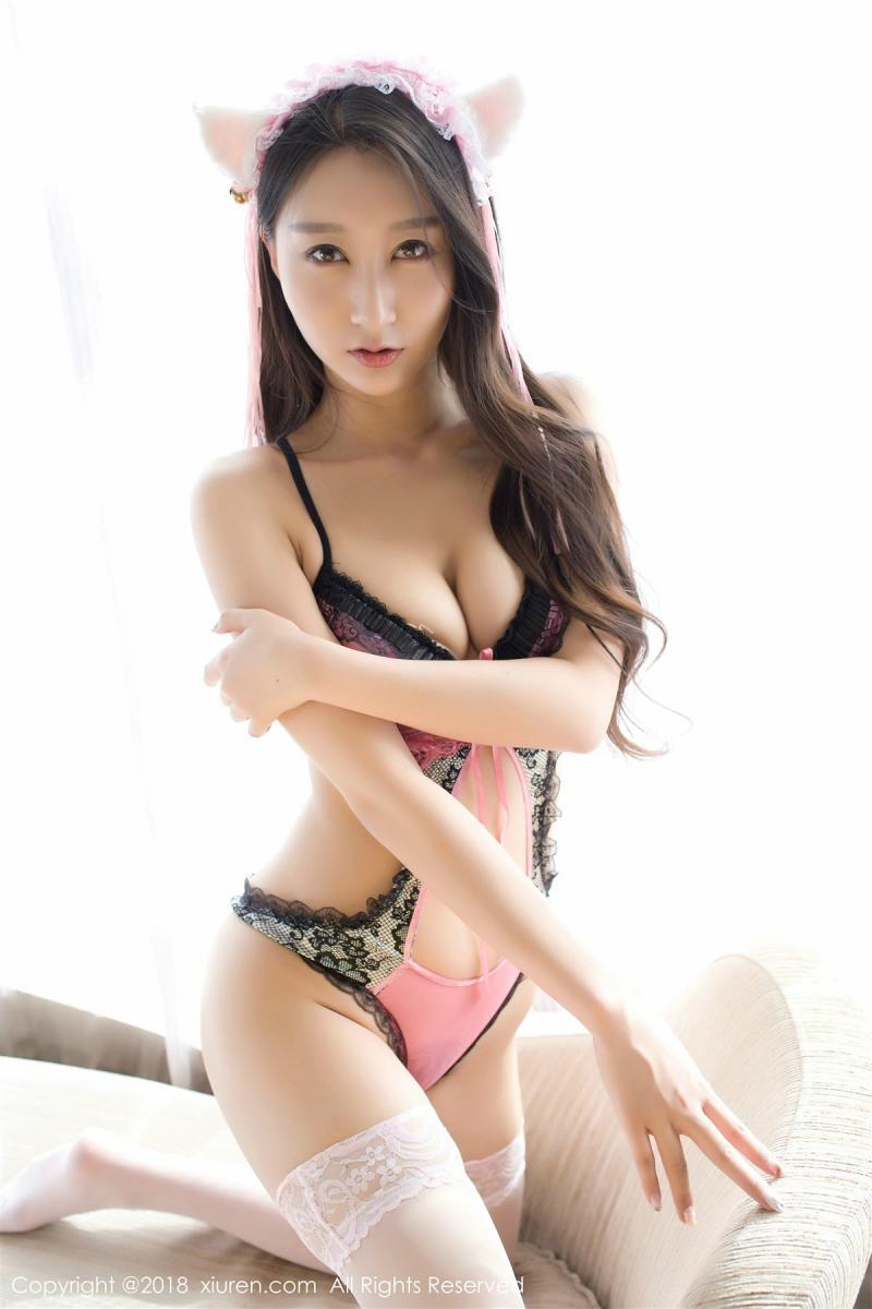 XiuRen No.918 17P, Xiuren, Zhao Xi Er