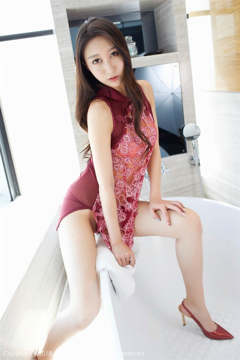 XiuRen No.918 44P, Xiuren, Zhao Xi Er