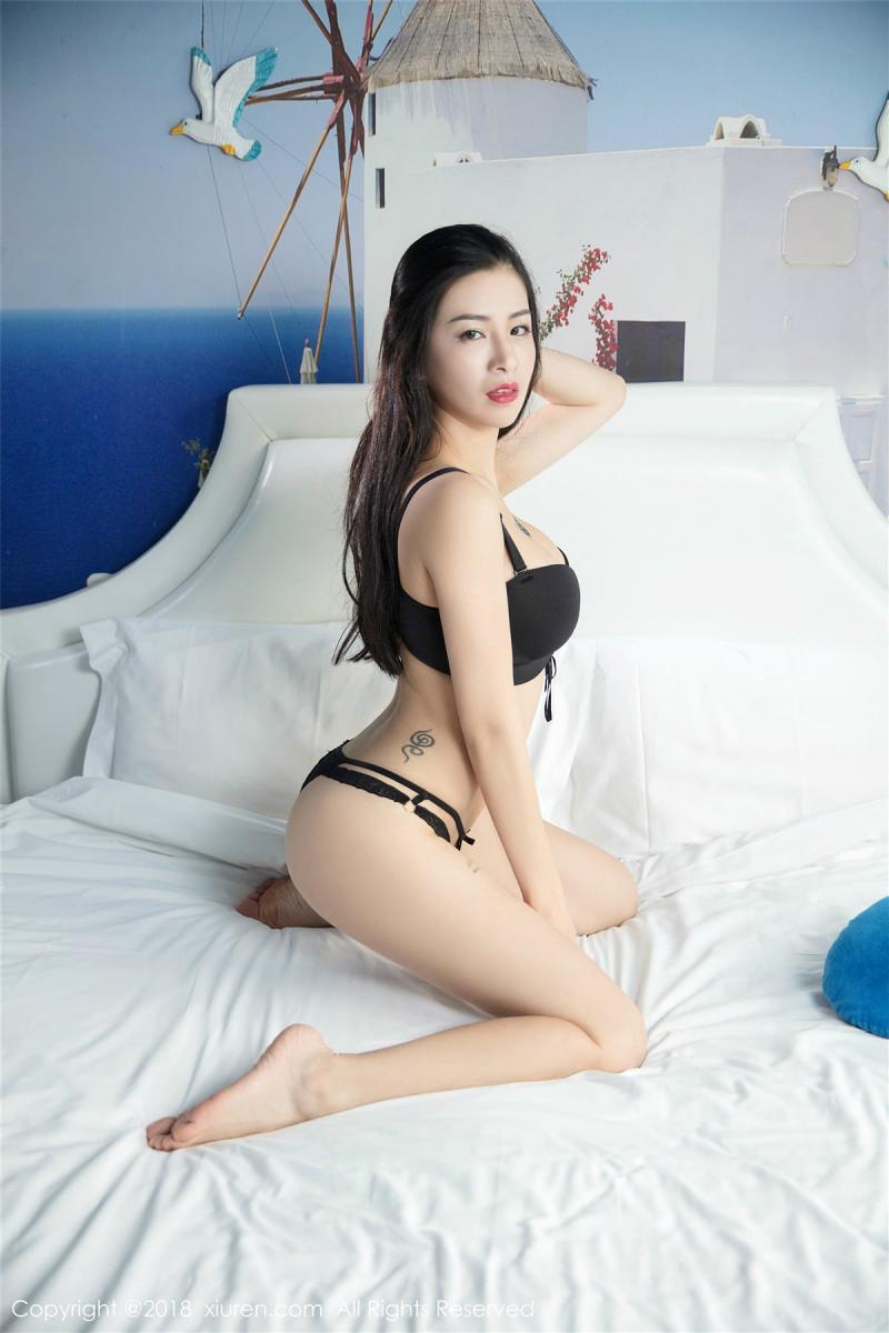XiuRen No.920 5P, Xiuren, Yi Se