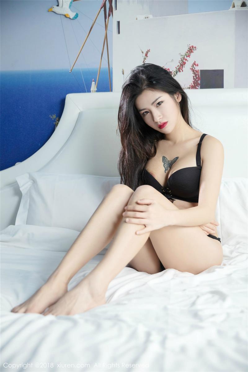 XiuRen No.920 9P, Xiuren, Yi Se