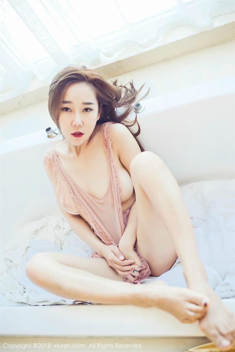 XiuRen No.925 45P, Mian Hua Tang, Xiuren
