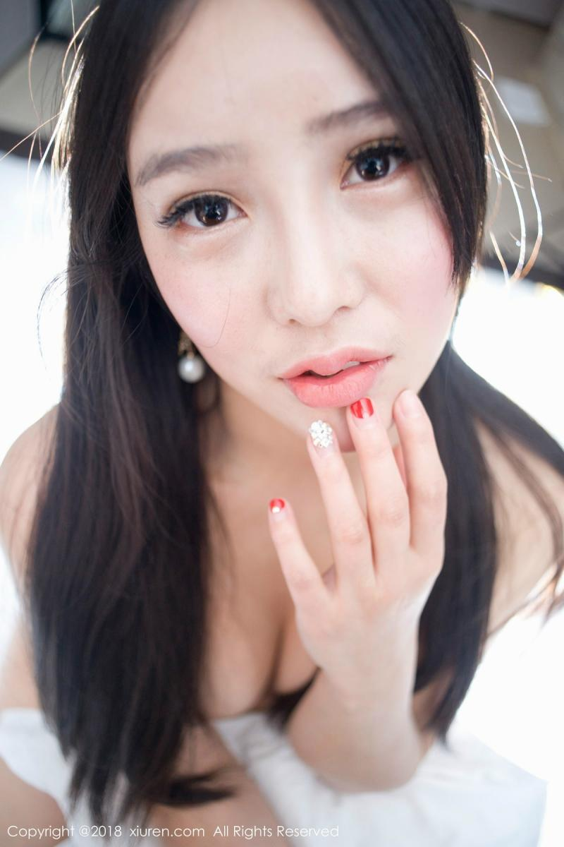 XiuRen No.929 18P, Ai Mi, Xiuren