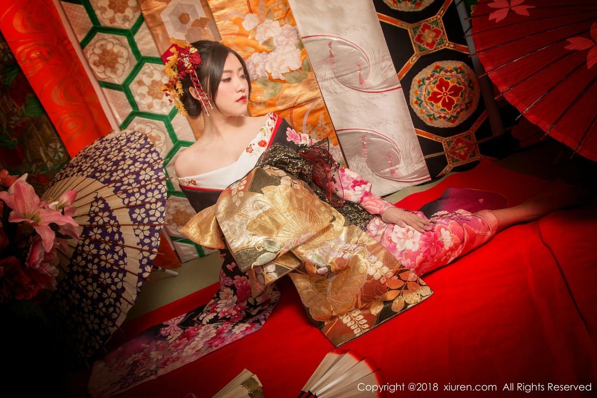 XiuRen No.930 22P, Xiuren, Xu Nuo
