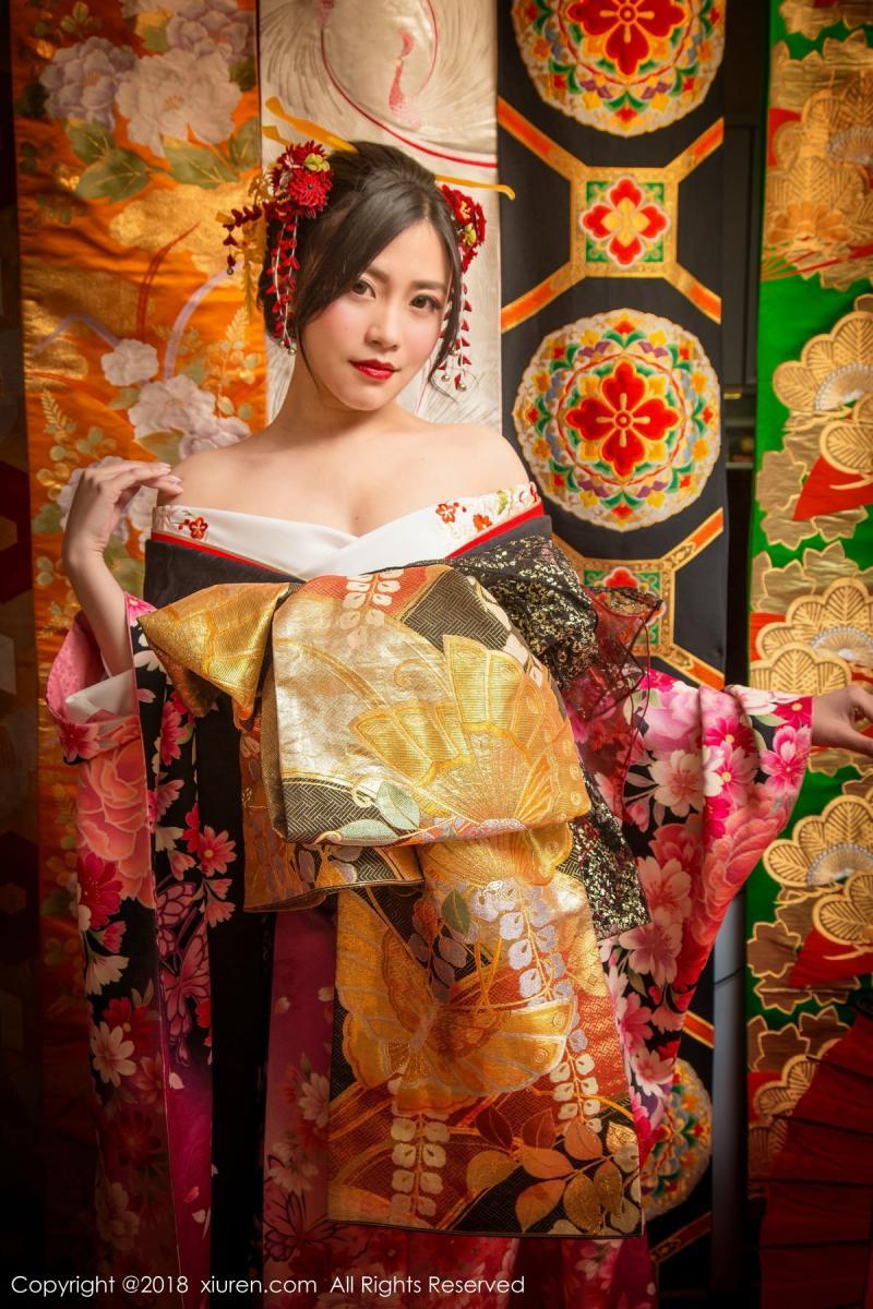 XiuRen No.930 23P, Xiuren, Xu Nuo