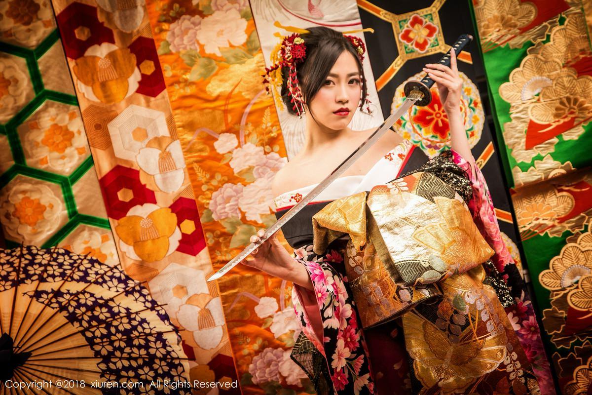 XiuRen No.930 25P, Xiuren, Xu Nuo