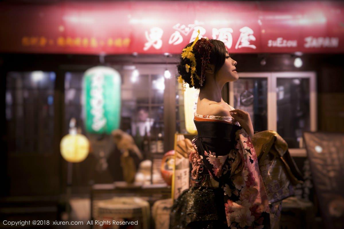 XiuRen No.930 29P, Xiuren, Xu Nuo