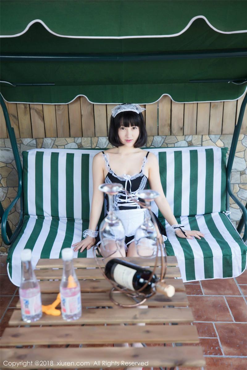 XiuRen No.933 33P, Xiao Tan Ge, Xiuren