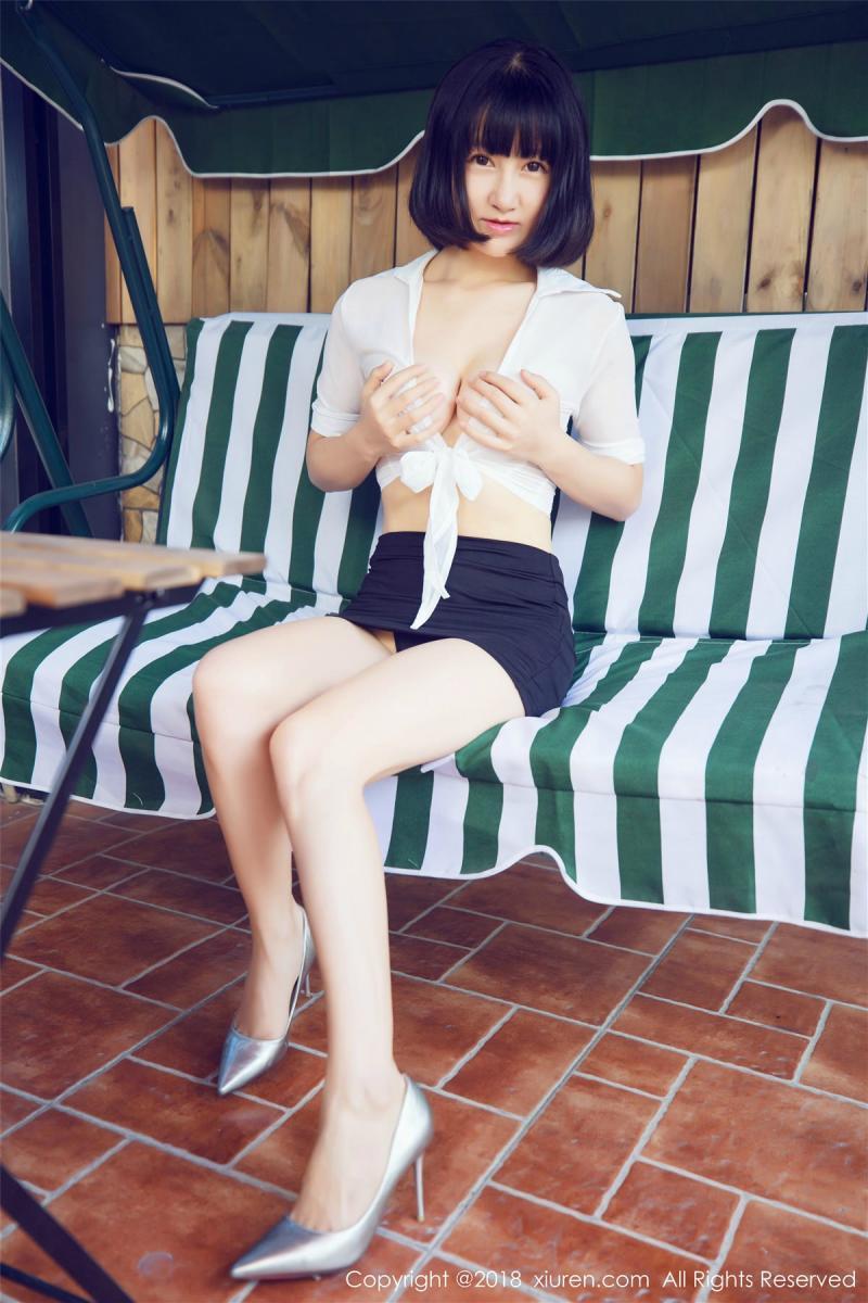 XiuRen No.933 43P, Xiao Tan Ge, Xiuren