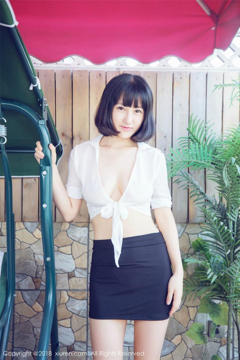 XiuRen No.933 47P, Xiao Tan Ge, Xiuren