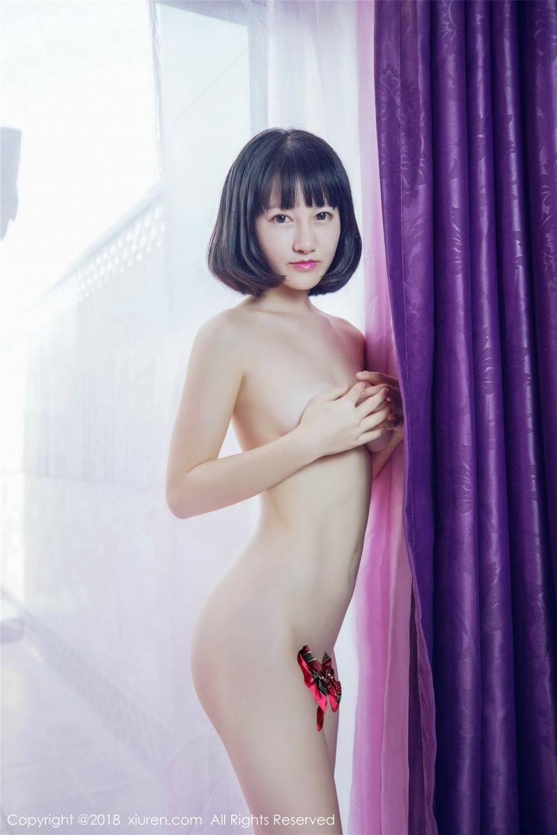 XiuRen No.933 58P, Xiao Tan Ge, Xiuren