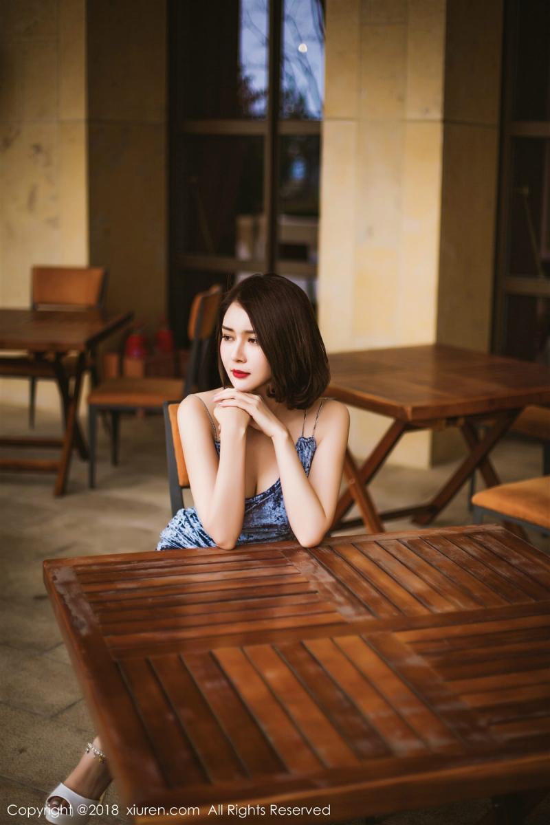 XiuRen No.935 35P, Kai Zhu, Xiuren