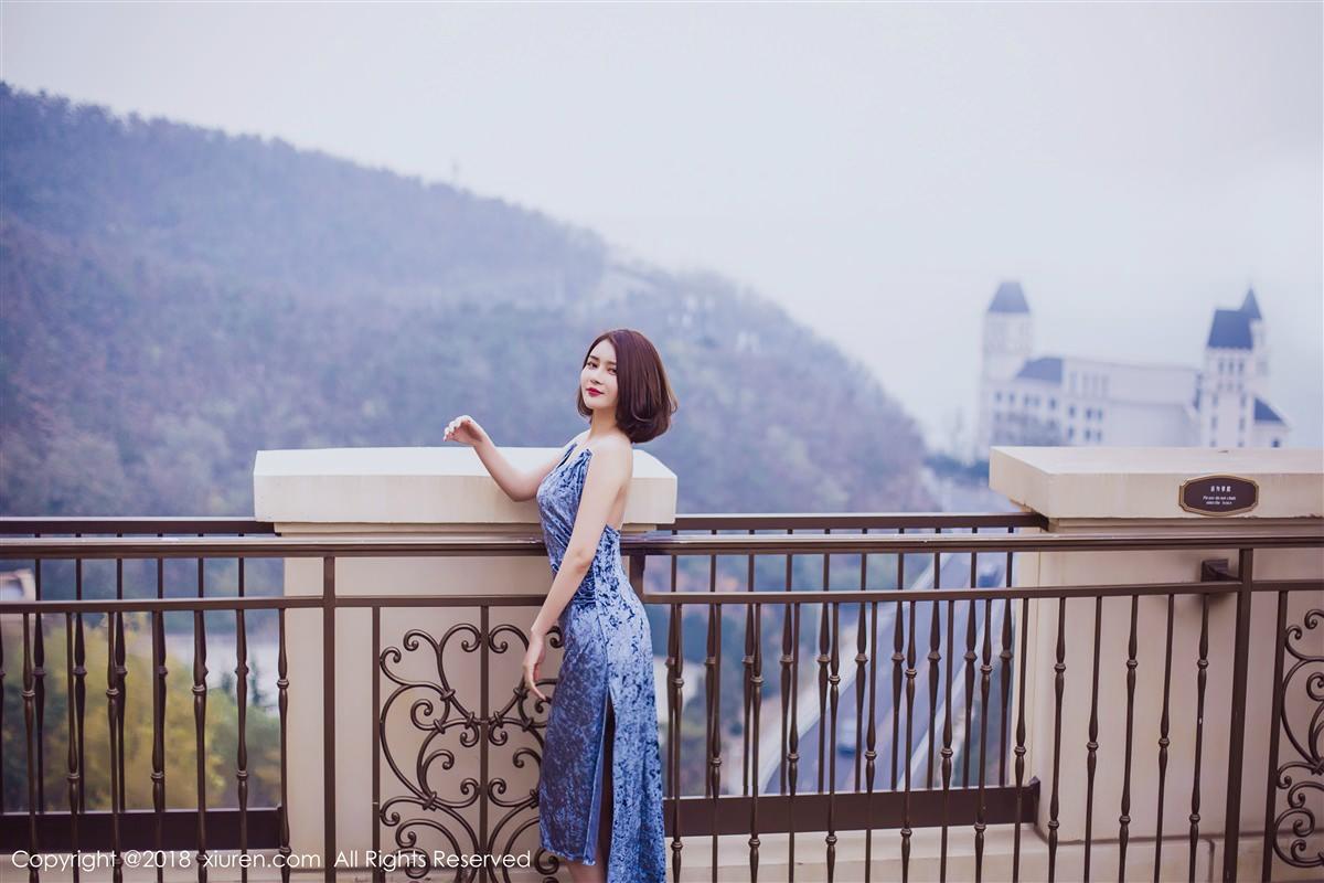 XiuRen No.935 6P, Kai Zhu, Xiuren