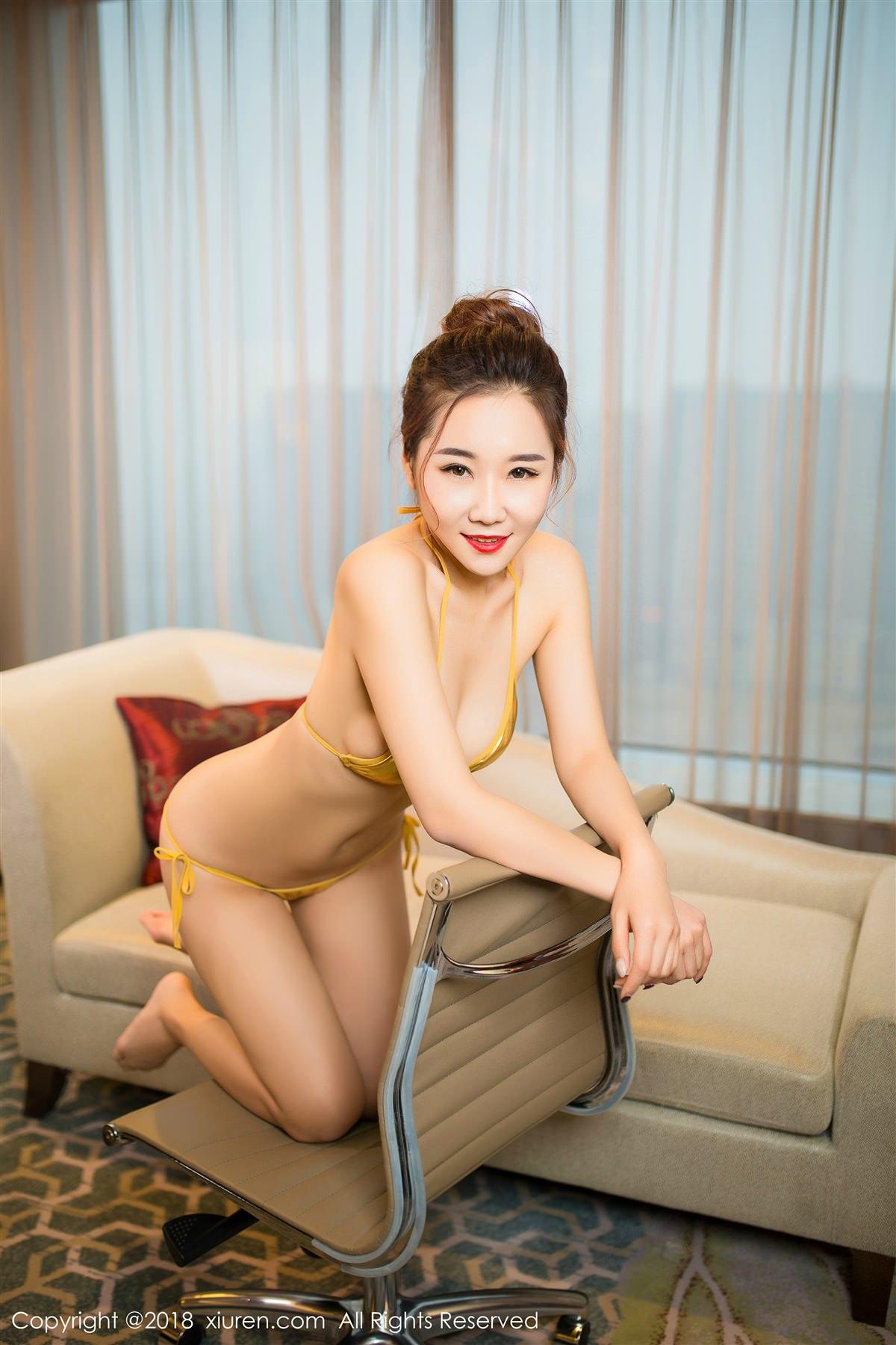 XiuRen No.938 14P, Mian Hua Tang, Xiuren