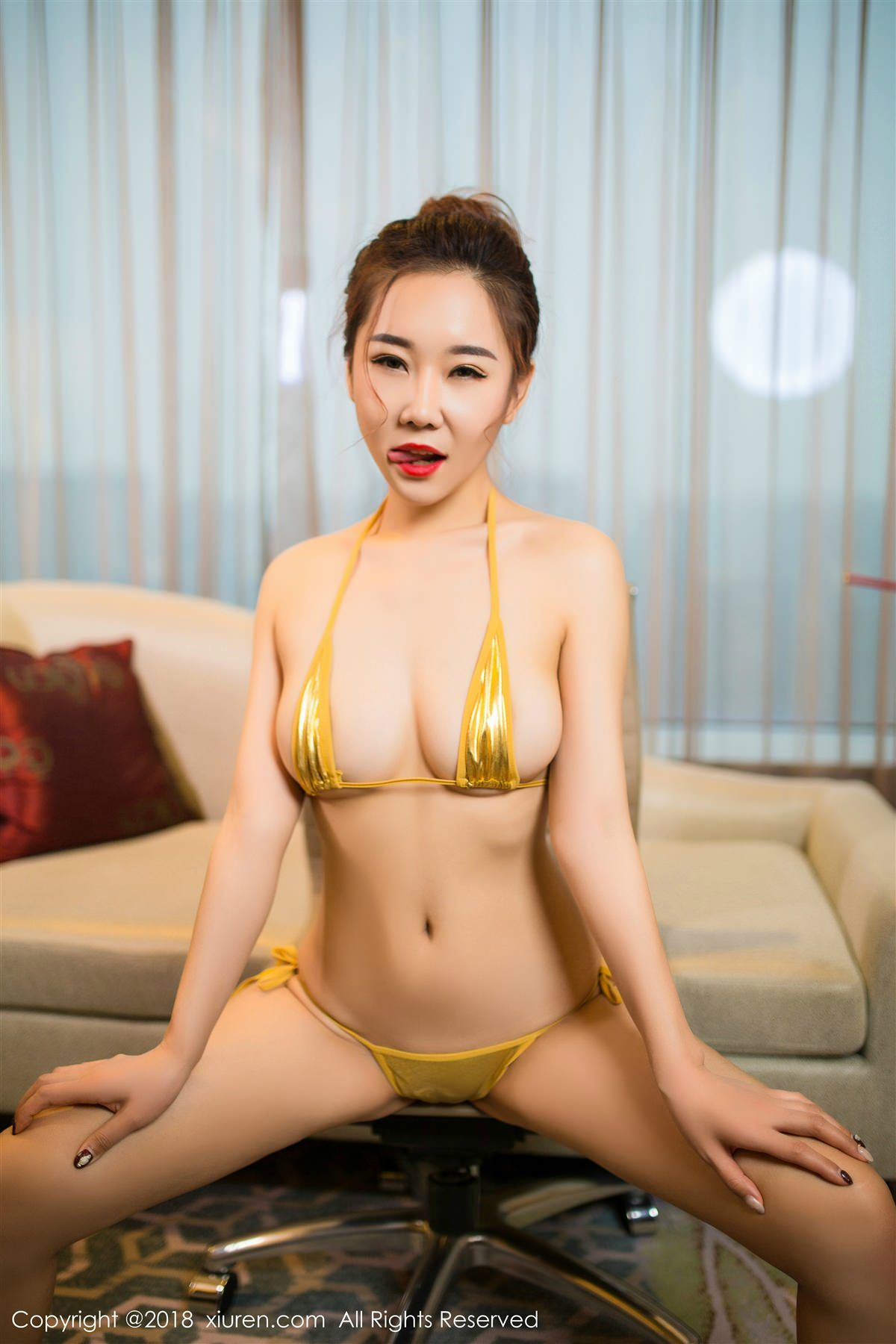 XiuRen No.938 21P, Mian Hua Tang, Xiuren